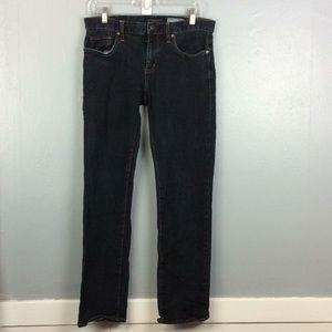 Aeropostale Mens Dark Slim Straight Jeans Sz 30/29
